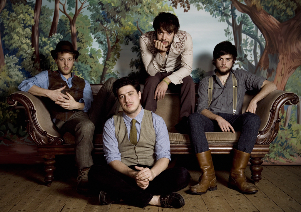 Mumford & Sons were one of the most memorable acts of Splendour 2010.