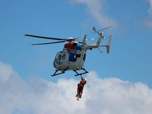 AGL, Coastguard show off rescue skills to world's police