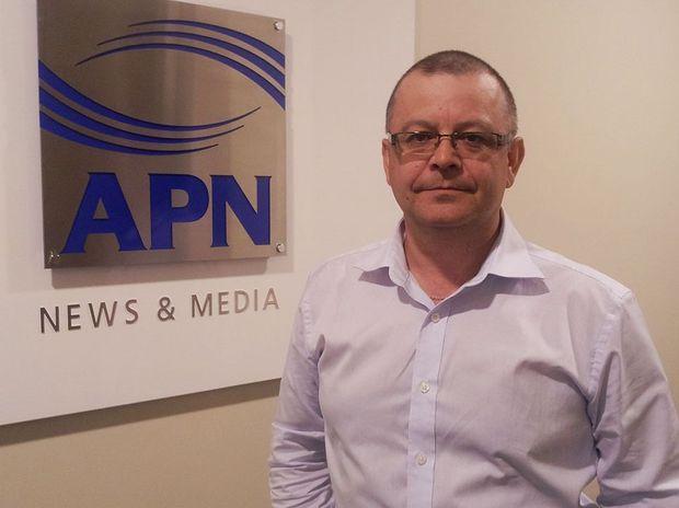 Australian Regional Media CEO Neil Monaghan.