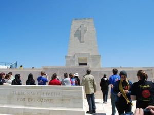 Queensland's new chance to make Gallipoli centenary