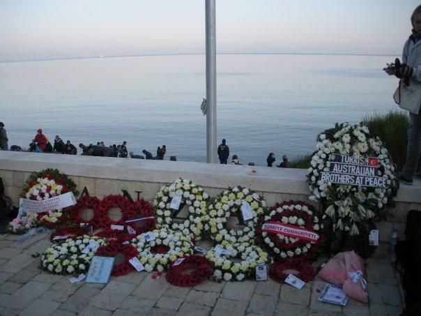 Scenes from Gallipoli and Anzac Cove