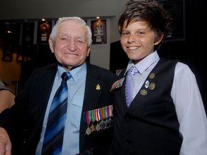 ANZAC Day Mackay 2013