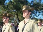 Record crowds turn out to Pottsville Anzac Day