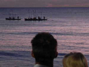 Surfboat salute as Mooloolaba celebrates Anzac spirit