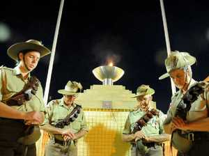Dawn service honours our fallen Anzacs