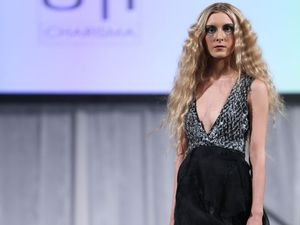 Gympie girl is the face of fashion week