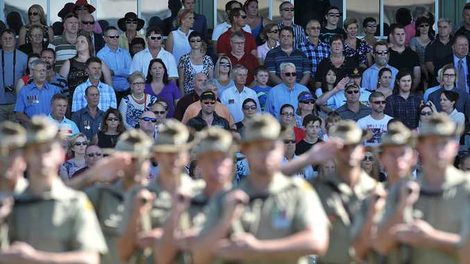 ANZAC DAY: Services and marches for Ipswich and sourrounds