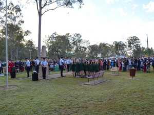 Anzac Day in the Lockyer and Brisbane Valleys