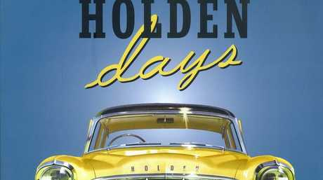 New book on Holdens is a significant addition to Australia's motoring heritage.