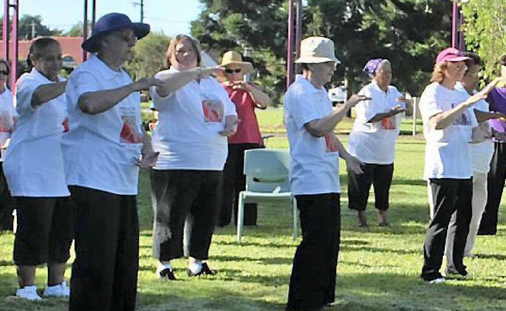 World Tai Chi and Qigong Day will be held tomorrow at the Mackay Regional Council precinct, Gordon St.