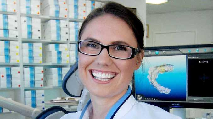 Torque Orthodontics dental hygienist Sophie Hamblin's career was ranked number six in the CareerCast.com's ranking of best to worst jobs.