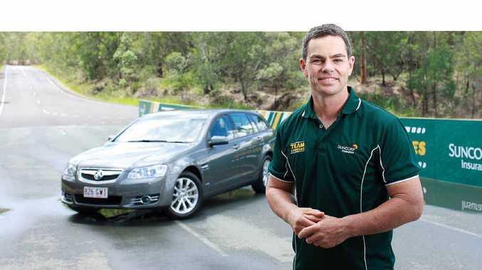 V8 driver Craig Lowndes