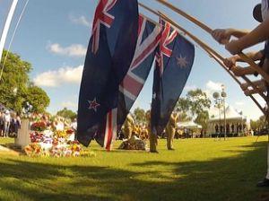 Anzac Day in Bundaberg