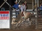 Double success for Perrett at weekend rodeos in CQ