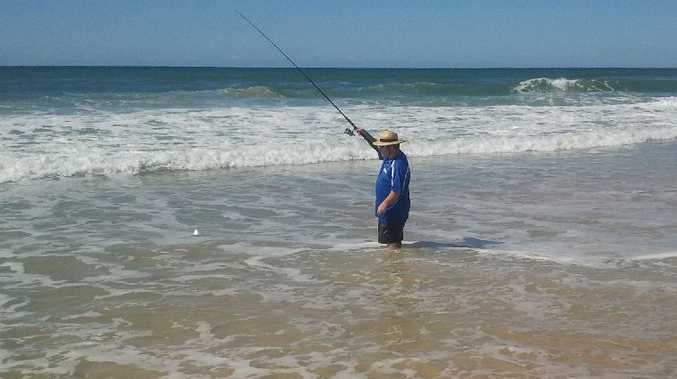 A good day's fishing is an Aussie tradition.