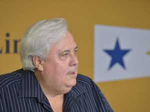 Clive Palmer resurrects grand Titanic plan