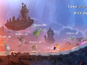 Rayman Legends release preceeded by free challenges app