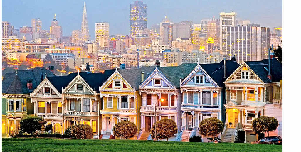 What better way to spoil mum than by visiting San Francisco in the US.
