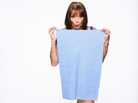 Denise Drysdale stars in the new TV series Celebrity Splash.