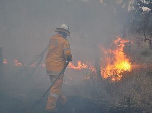Residents warned of high fire danger as temperature climbs