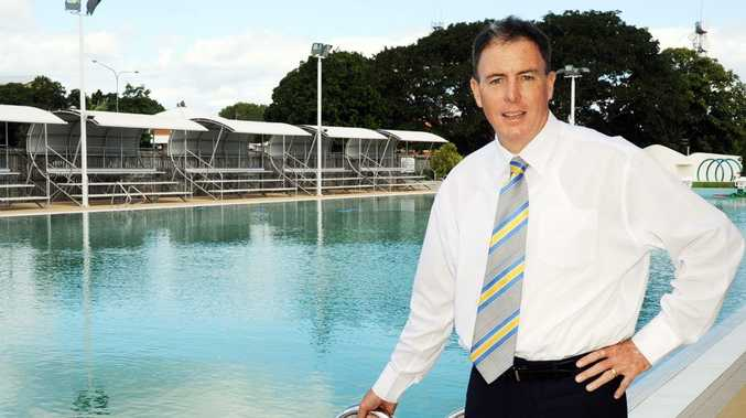 Mayor Gerard O'Connell has said Maryborough Aquatic Centre is on track to reopen on May 11.