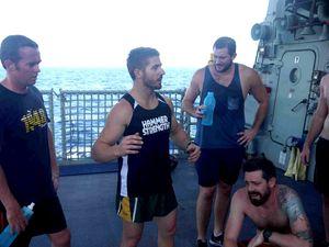 Leading Seaman Scott Daniel