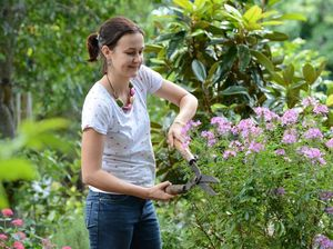 Green thumb women and men less likely to be overweight