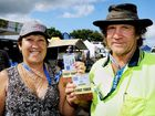 Maryborough's Kathy and Cel Herbener didn't have far to go in their homemade motorhome for the Campervan and Motorhome Club of Australia rally.