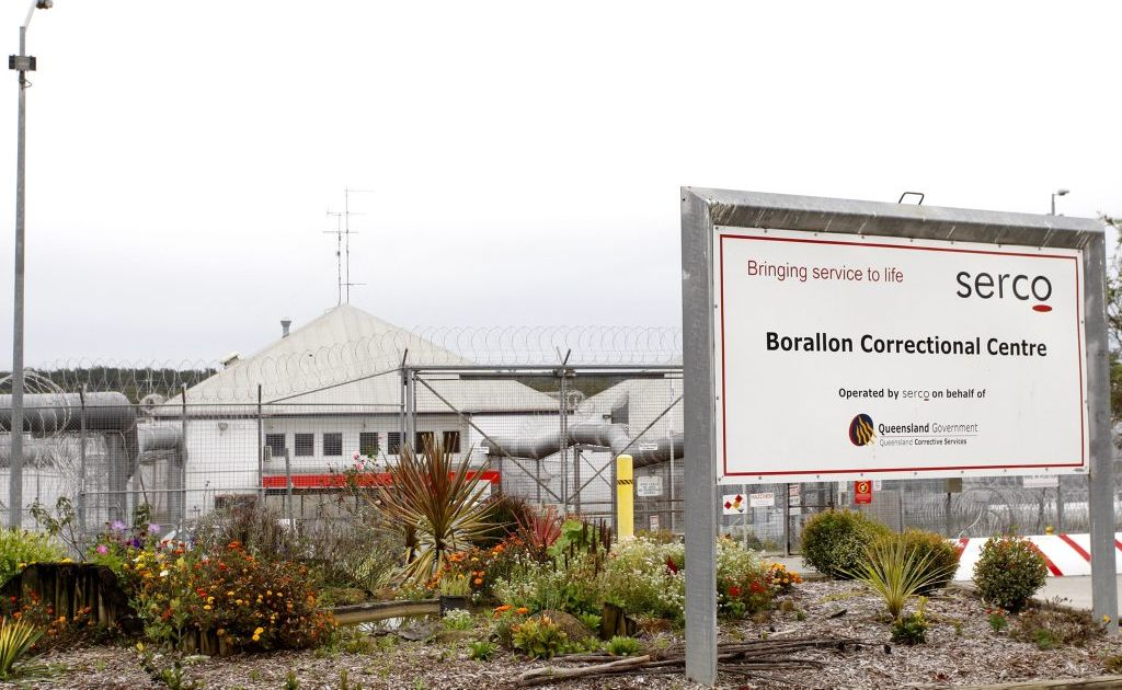 Borallon Correctional Centre will be reopened in 2016.