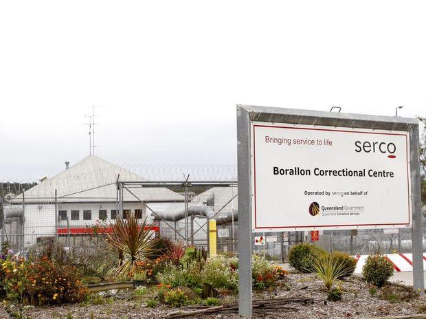 Borallon Correctional Centre.