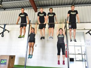 Fitness folks going crazy for CrossFit around the globe