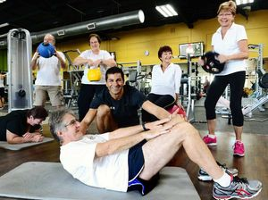 Seniors get fit for life with free over 50s fitness club