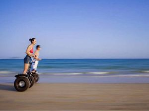 Minister denies ignoring Segway safety warnings
