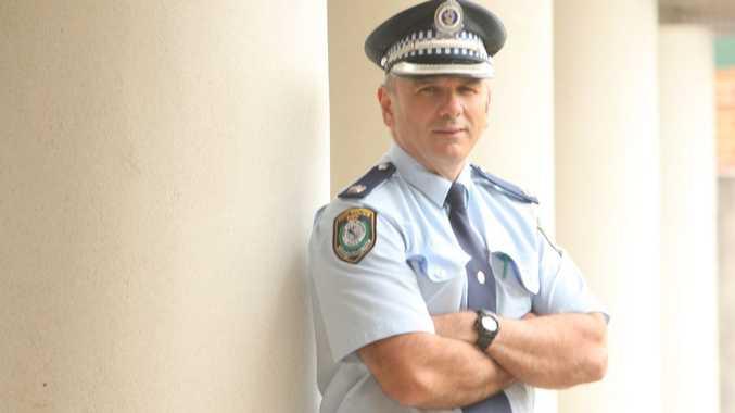 Superintendent Darren Spooner