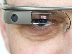 Google Glass arrives in the UK for a thousand quid