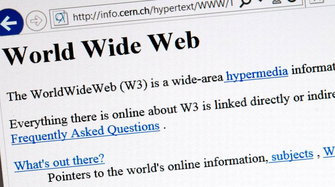 Scientists say they want to preserve the web page for future generations