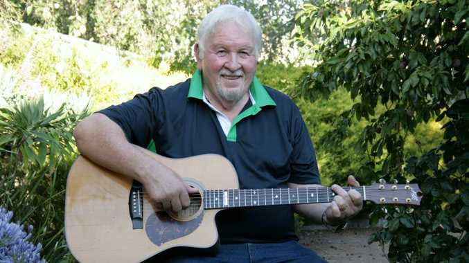 Reg Poole OAM is just one of the amazing highlights to perform at The Bouldy Bush Ballad Bash. Photo Contributed