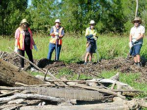 Help to fix flood damage