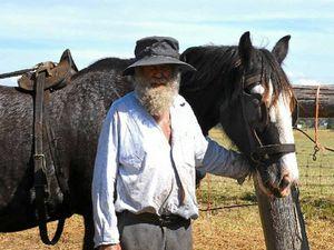 Horse day evokes era of working