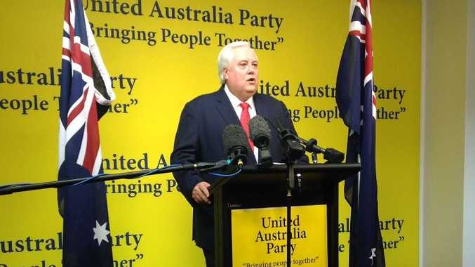 Mining billionaire Clive Palmer has eye on the Page electorate with his newly-formed United Australia Party.
