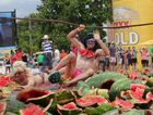 FURTHER FUNDING: The Melon Festival fun might be over unless strong sponsorship continues to increase.