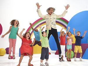 Former Yellow Wiggle's new show aimed at pre-schoolers