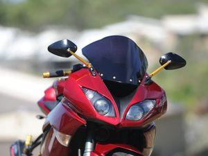 Me and My Ride: Roy Pratt and his Kawasaki Ninja