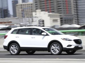 Road test: Mazda CX-9 offers seven-seat comfort