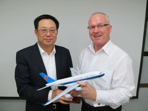 Sunshine Coast and China - it's a match made in heaven