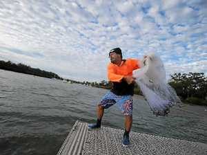 Blowy start for HookUp, but weather looks better for weekend