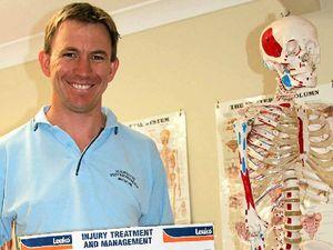 Physio urges caution to minimise Pentath injury