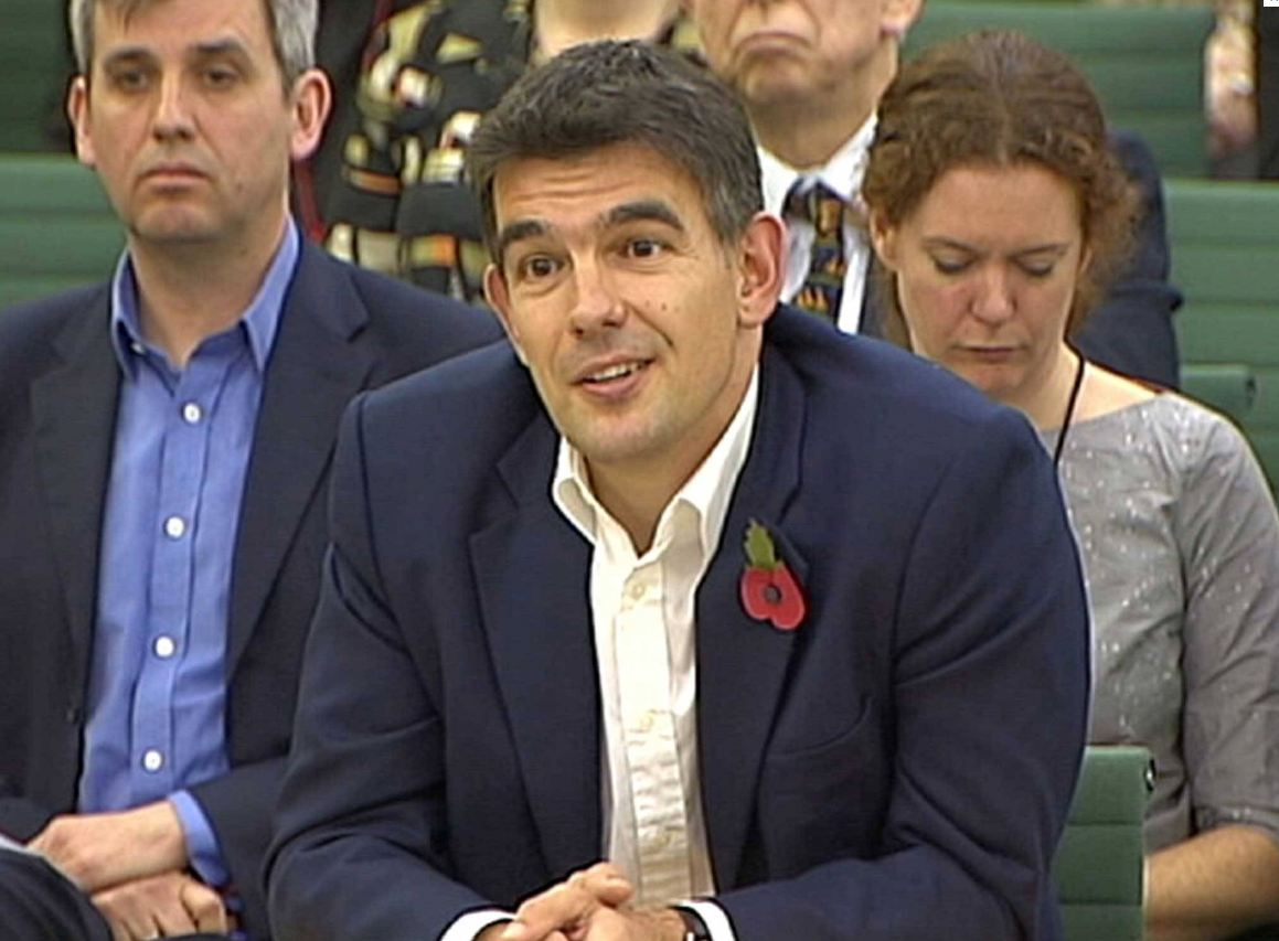 Matt Brittin, Google's vice president for northern and central Europe