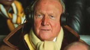 Veteran BBC broadcaster Stuart Hall  Image: BBC