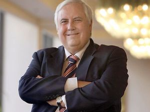Clive Palmer's crazy talk: Campbell Newman is bipolar